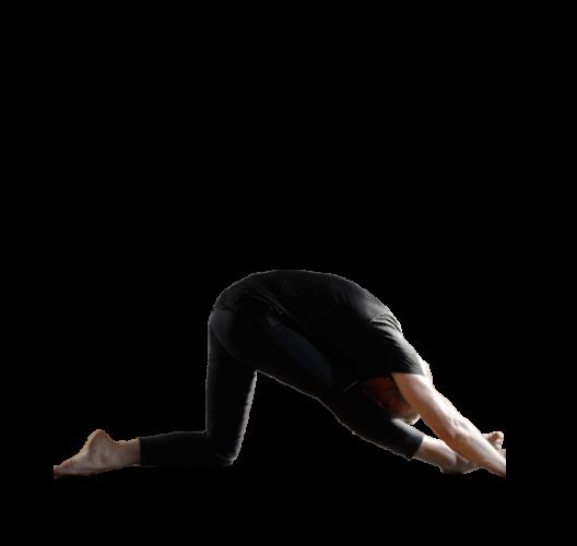 Intezivno istezanje kolena